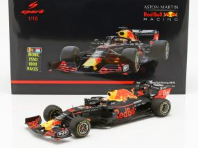 Max Verstappen Red Bull Racing RB15 #33 4th Chinese GP formula 1 2019 1:18 Spark