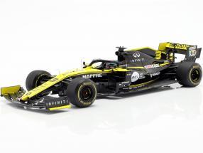 Daniel Ricciardo Renault R.S.19 #3 Australian GP formula 1 2019