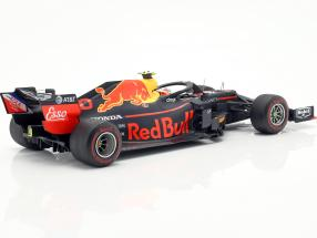 Pierre Gasly Red Bull Racing RB15 #10 6th Chinese GP formula 1 2019