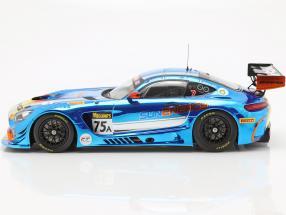 Mercedes-Benz AMG GT3 #75 2nd 12h Bathurst 2018 SunEnergy1 Racing