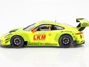 Porsche 911 GT3 R #911 FIA GT World Cup Macau 2018 L. Vanthoor