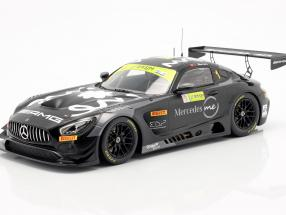 Mercedes-Benz AMG GT3 #1 3rd FIA GT World Cup Macau 2018 E. Mortara