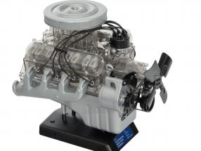Ford Mustang V8 engine year 1965 kit 1:3 Franzis