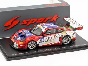 Porsche 911 (991) GT3 R #911 FIA GT Nations Cup Bahrain 2018 1:43 Spark