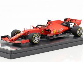 Sebastian Vettel Ferrari SF90 #5 3rd Chinese GP formula 1 2019 1:43 LookSmart