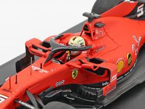 Sebastian Vettel Ferrari SF90 #5 3rd Chinese GP formula 1 2019
