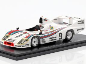 Porsche 908/80 #9 2nd 24h LeMans 1980 Ickx, Joest 1:43 Spark