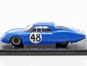 Alpine M63 #48 24h LeMans 1963 Rosinski, Heins