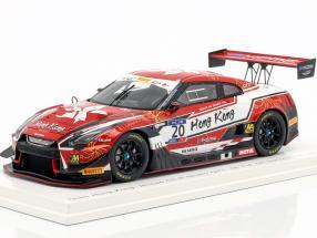 Nissan GT-R Nismo GT3 #20 7th FIA GT Nations Cup Bahrain 2018 1:43 Spark