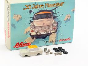 Trabant 601 assembly case 30 years fall of the wall 1:90 Schuco Piccolo