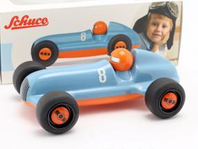 Studio Racer Blue-Pierre #8 blue / orange Schuco