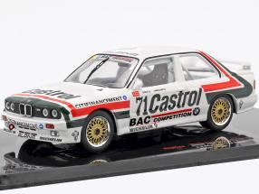BMW M3 (E30) #71 ETCC 1988 Malcher, Petit 1:43 Ixo