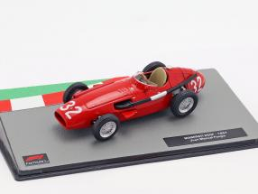 Juan Manuel Fangio Maserati 250F #32 World Champion formula 1 1957 1:43 Altaya