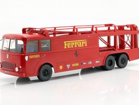 Fiat Bartoletti Truck 306/2 Ferrari Movie LeMans 1:18 Norev