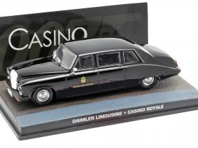 Daimler Limousine Car James Bond movie Casino Royale 1:43 Ixo