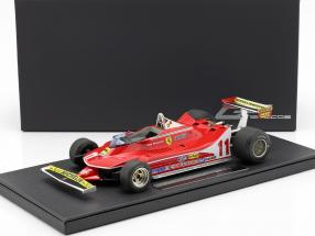 J. Scheckter Ferrari 312T4 #11 italian GP World Champion F1 1979 1:18 GP Replicas
