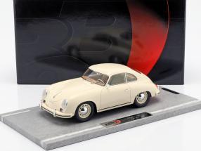Porsche 356A year 1955 ivory 1:18 BBR