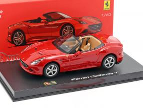 Ferrari California T open Top red 1:43 Bburago Signature
