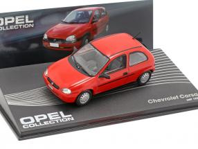 Chevrolet Corsa Year 1993 red 1:43 Altaya
