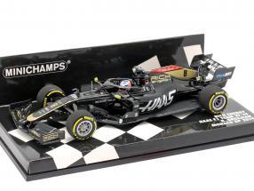 Romain Grosjean Haas VF-19 #8 Monaco GP formula 1 2019 1:43 Minichamps