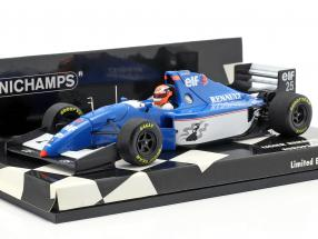 Johnny Herbert Ligier Renault JS39B #25 Europa GP 1994 1:43 Minichamps