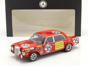 Mercedes-Benz AMG 300 SEL 6.8 #35 2nd 24h Spa 1971 Heyer, Schickentanz 1:18 Minichamps