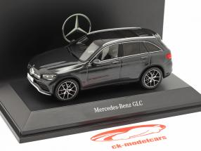 Mercedes-Benz GLC (X253) Mopf graphite grey 1:43 Spark