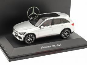 Mercedes-Benz GLC (X253) Mopf iridium silver 1:43 Spark