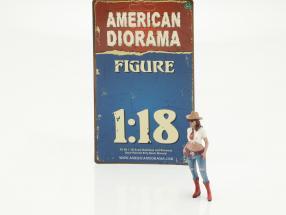 The Western Style I figure 1:18 American Diorama