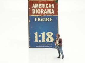 The Western Style VIII figure 1:18 American Diorama
