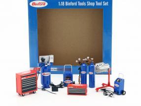 Shop Tool Set Binford Tools TV series Home Improvement (1991-99) 1:18 GMP