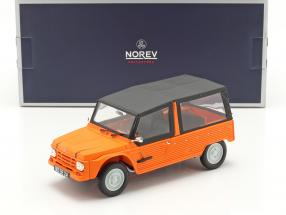 Citroen Mehari year 1983 kirghiz orange 1:18 Norev