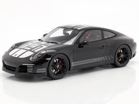 Porsche 911 (991) Carrera S Endurance Racing Edition 2016 black with showcase 1:18 Spark