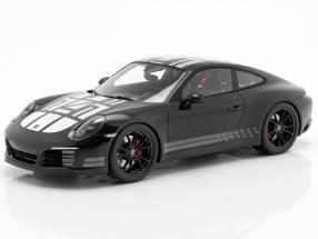 Porsche 911 (991) Carrera S Endurance Racing Edition 2016 black with showcase 1:18 Spark
