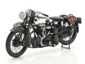 Brough Superior SS 100 T. E. Lawrence year 1932 black 1:12 Minichamps