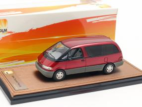 Toyota Previa year 1994 red 1:43 GLM