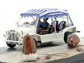 Mini Moke Car James Bond movie Live and Let Die 1:43 Ixo