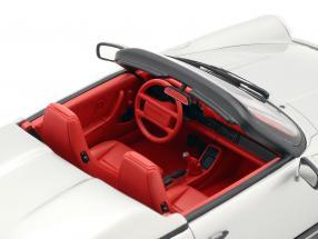 Porsche 911 Carrera 3.2 Speedster year 1987 silver 1:18 GT-SPIRIT