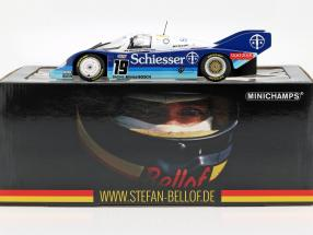 Porsche 956K #19 1000km Spa 1985 Bellof, Boutsen