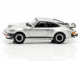Porsche 911 Turbo (930) year 1977 silver