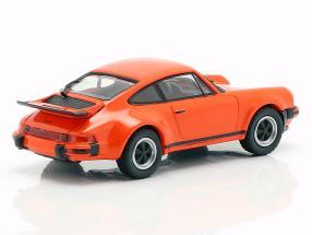 Porsche 911 Turbo (930) year 1977 orange
