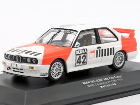 BMW M3 (E30) #42 DTM 1991 Cor Euser 1:43 CMR