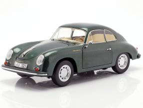 Porsche 356 A Carrera Coupe dark green 1:18 Schuco
