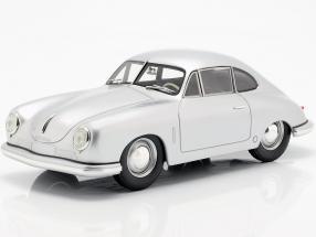 Porsche 356 Gmünd Coupe silver 1:18 Schuco
