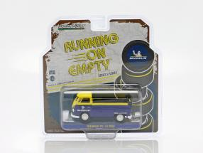 Volkswagen VW Type 2 (T1) Michelin Pick-Up blue / yellow 1:43 Greenlight