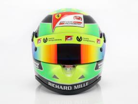 Mick Schumacher Prema Racing #9 Formel 2 2019 Helm 1:2 Schuberth