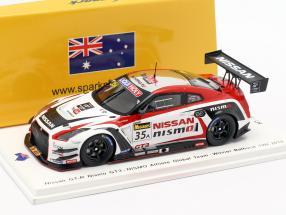 Nissan GT-R Nismo GT3 #35 Winner 12h Bathurst 2015 Chiyo, Reip, Strauss 1:43 Spark