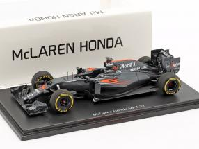 Fernando Alonso McLaren MP4-31 #14 formula 1 2016 1:43 Spark