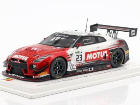 Nissan GT-R NISMO GT3 #23 24h Spa 2017 Ordonez, Buncombe, Chiyo 1:43 Spark