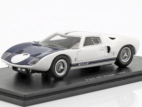 Ford GT Presse Version 1964 1:43 Spark